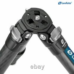 Open Box, Leofoto LS-324C Tripod with LH-40 Ball Head Carbon Fiber