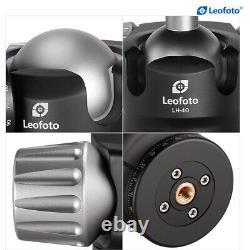 Open box Leofoto LS-325C LH-40 Carbon Fiber Tripod Professional with Ball Head