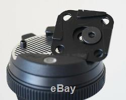 Peak Design Carbon Fiber Tripod plus Universal Head Adapter