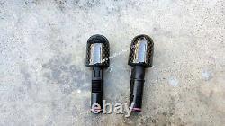 Porsche 911 991, 991 turbo S Carbon Fiber Nozzle Heads