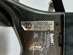 Pro Hans Device Carbon Fiber Head and Neck Restraint System Simpson Hybrid