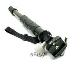 RRS Really Right Stuff MC-34 Carbon Fiber Monopod with MH-01 Head #30026