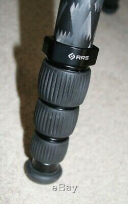 Really Right Stuff TVC-3X 4 Leg Sections Carbon Fiber Tripod with 55 ball Head