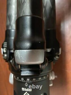 Really Right Stuff Tvc 33 Series 3 Tripod & Full Size Lever Release Bh 55 Head