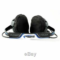 Rugged Ultimate BTH Behind the Head Two Way Radio Headset Off Road Desert Race