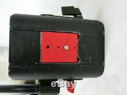 SACHTLER DV6-SEEDBALANCE TRIPOD & FLUID HEAD SYSTEM WithCASE