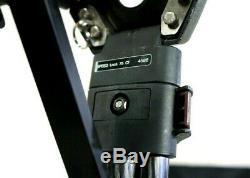 SACHTLER FLUID HEAD DV8 SB CF CARBON FIBER TRIPOD BAR KNOB PL BAG SERVICED 20Lbs