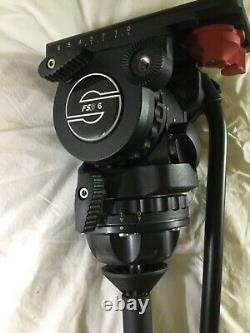 SACHTLER FSB 6 FLUID HEAD with PAN BAR FSB6