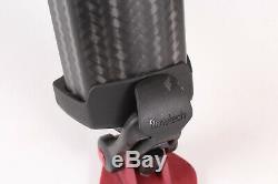 SACHTLER Tripod Flowtech 75 MS Carbon fiber + FSB 6 Fluid Head + Bag