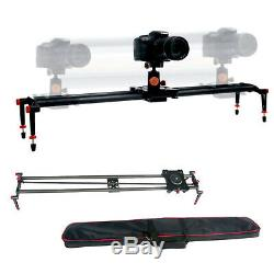 SALE Carbon Fiber Slider Track Stabilizer Panning Pan Head 47 39 31 Video