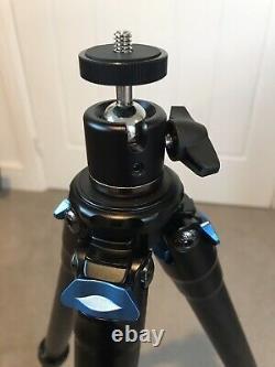 SIRUI AM-254 Carbon Fibre Medium Professional Tripod with Ball Head Excellent UK