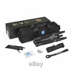 SIRUI T-2205SK Professional Carbon fiber Portable Tripod with G-20KX ball head