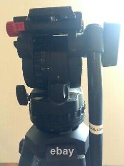 Sachtler 0209 FSB 2 Fluid Head Tripod System with Touch & Go Plate (used)