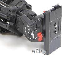 Sachtler 18 II Fluid Head and 2 Stage Carbon Fiber Tripod System Video 18II