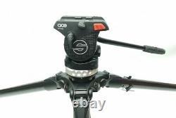 Sachtler Ace XL Fluid Head + TT 75/2 CF Carbon Fibre Tripod + Mic Boom Carrybag