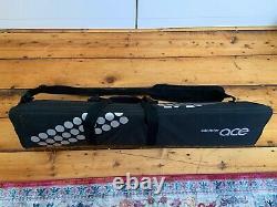 Sachtler Ace XL Tripod with CARBON FIBER Legs, Head, Mid-Level Spreader With BAG