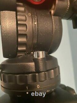 Sachtler DV2 II Fluid Head Tripod