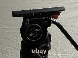 Sachtler FSB 6T Fluid Head Tripod System with Touch & Go Plate