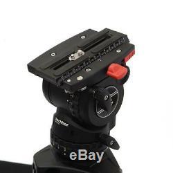 Sachtler FSB 6 Fluid Head System with flowtech 75mm Carbon Fiber Tripod #1259272