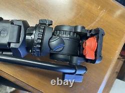 Sachtler FSB 6 Head Tripod System with 4588 Tripod & Bag READ DESCRIPTION
