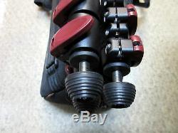 Sachtler System Ace L TT 75/2 CF Carbon Fiber Tripod With Ace L Fluid Head 1013