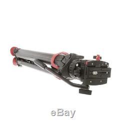 Sachtler System FSB 8 FT Sideload Fluid Head with Flowtech 75 CF Tripod #1172828