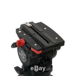 Sachtler System FSB 8 FT Sideload Fluid Head with Flowtech 75 CF Tripod #1251893