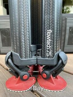 Sachtler System FSB 8 Fluid Head with Sideload Plate, Flowtech 75 CF
