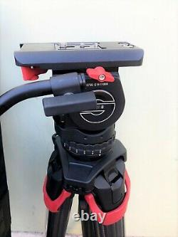 Sachtler System FSB 8 Fluid Head with Touch & Go Plate, Flowtech 75 #0765