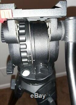Sachtler Tripod with FSB 4 Head & Carrying Case