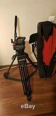 Sachtler Video20P Tripod fluid head with carry case