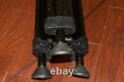 Sachtler Video 18P Fluid Head & Hotpod Carbon Fiber Legs With Hard Shipping Case