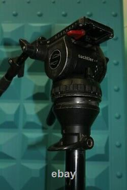 Sachtler Video 18P Fluid Head & Hotpod Tripod for ARRI RED