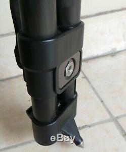 Sachtler Video 20P Head with Carbon Fiber Tripod Legs
