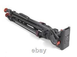 Sachtler Video DV 6 SB DV6 Head Carbon Fiber Tripod DV 6SB DV6SB 75mm