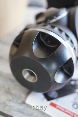 Sachtler aktiv10 Sideload Fluid Head with SpeedLevel & 7-Step Drag S2072S