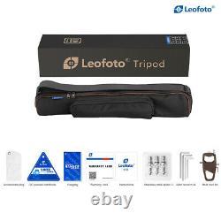 Second hand Leofoto Urban LX-324CT+XB-38 Carbon Fiber Tripod With Ball Head