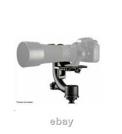 Sevenoak SK-GH02 Carbon Fiber Gimbal-Type Tripod Head for Large Telephoto Lenses