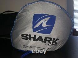 Shark Shark Race-R Pro Carbon Replica Lorenzo Catalunya GP Helmet
