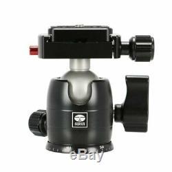 Sirui T025SK+B00K Carbon Fiber Tripod with B-00K Ball Head Mini Travel