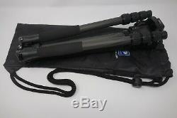 Sirui T-024SKVA5 Carbon Fiber Tripod VA-5 Fluid Head for Video/Photo