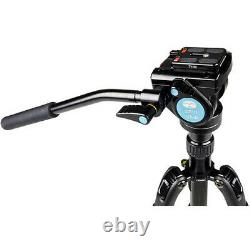 Sirui T-024SK Compact Tripod with VA-5 Fluid Head NEW, 6 Year WTY Make an offer