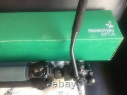 Swarovski CCT Compact Carbon Tripod with Head, Excellent Condition