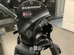 Tripod O'connor 2060 Fluid Head With Oconnor Carbon Fiber Sticks
