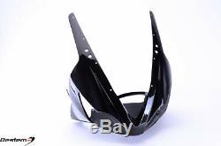 Triumph Daytona 675 Front Nose Cowl Headlight Fairing Head Cowl Carbon Fiber