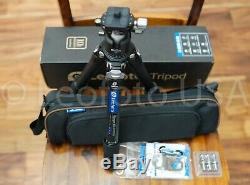 USED Leofoto LS-283CM GROUND-LEVEL Carbon Fiber Tripod and LH-30 Ball Head / Bag