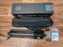 USED Leofoto Urban LX-324CT+XB-38 Professional Carbon Fiber Tripod withhead