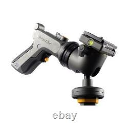 Vanguard ALTA GH-300T Magnesium Alloy Pistol-Grip Ball Head, Supports 13 Lbs