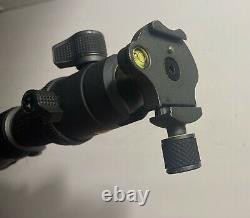 Vanguard VEO 2GO 235CB Carbon Fiber Tripod with Ball Head, Gray