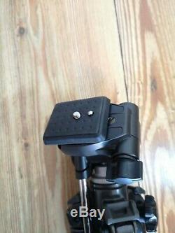 Velbon Carbon Fiber Sherpa Pro 5300 Tripod with PH-157Q Head